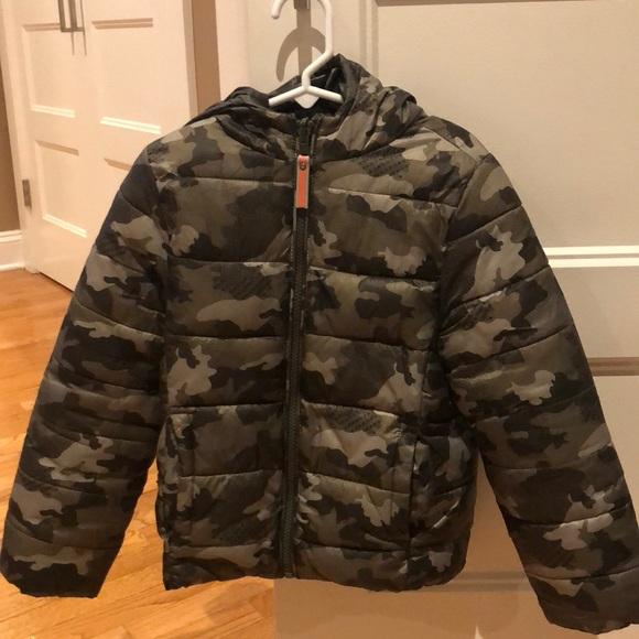 e188a61f418fb Primark Jackets & Coats | Boys Hooded Camo Puffer Jacket | Poshmark